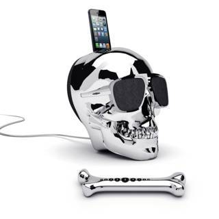 AeroSkull HD – Totenkopf-Lautsprecher