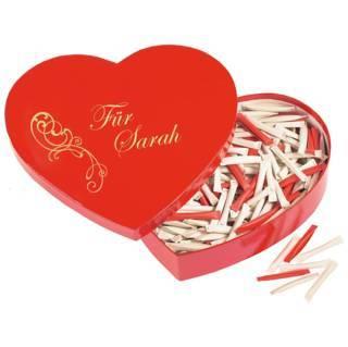 Die romantische Losbox mit Gravur