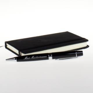 Eleganter Kugelschreiber mit Gravur