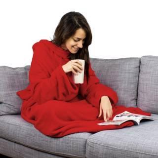Hugz – die Decke mit Ärmeln (mit oder ohne Personalisierung)