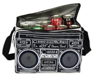 Le Boom Box - Stereobag mit Kühltasche