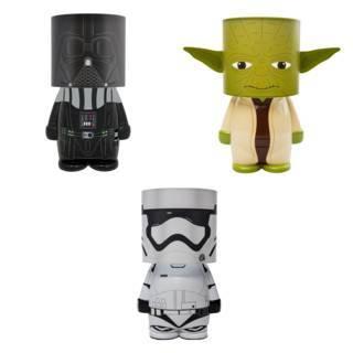 "LED-Leuchte ""Star Wars"""