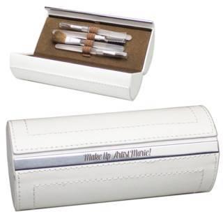 Philippi: Hochwertige Schminkbox mit Gravur