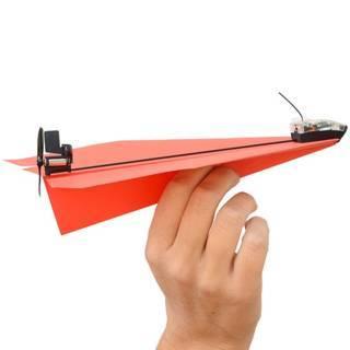 Power Up 3.0 - Papierflugzeuge mit Smartphone fliegen