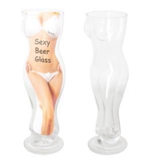 Sexy Bierglas – Kühles mit Kurven