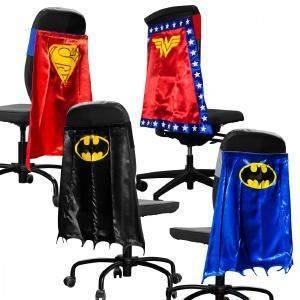 Superhelden-Stuhlcapes